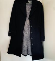 200 KN %H&m kaput rebraste teksture - kao novo