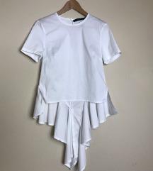 Asimetrična košulja Zara