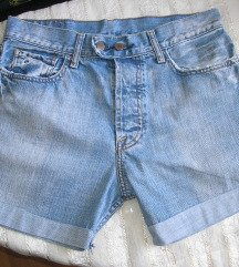 Kratke hlače traper denim