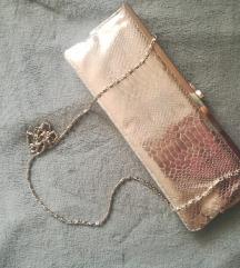 Pismo torba srebrna