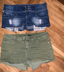 Set/lot kratkih hlača