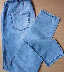 Calzedonia jeans hlače tajice, XL/XXL