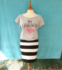 Ženska majica, haljina Fishbone, vel. XS