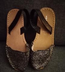 Kožne sandale vel 36
