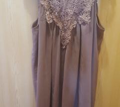 Smeda haljina