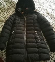 Smeđa topla jakna!!L/40