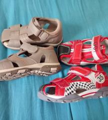 Lot sandale Ciciban (ug 15.5 cm)