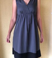 Siva haljina Vero moda br 40
