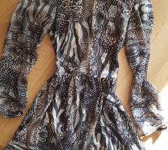 Haljina dugih rukava