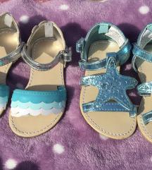 Gymboreee Mermaid sandalice za bebe, vel.19