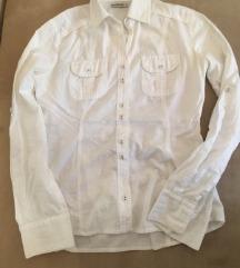 Bijela košulja teranova vel. S dugi rukav