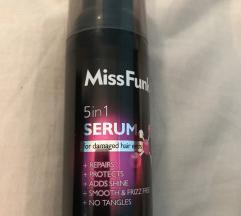 Novi 5in1 serum za oštećene vrhove kose