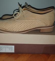 Antonella Rossi Kozne Oxford Cipele