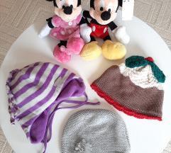 Jesensko zimske kapice za bebe NEXT, Sterntaler