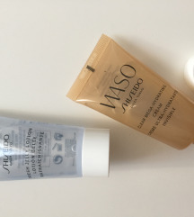 Shiseido krema i tonik/losion za lice