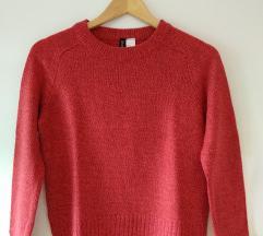 H&M novi pleteni pulover