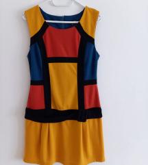 Predivna haljina tunika M/L