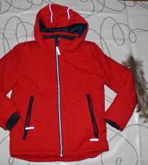 H&M ski jakna 134 -realno veća