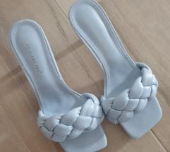 Sandale s pletenicama 37