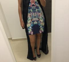 %Nova dizajnerska haljina u 2 sloja