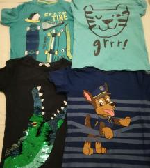 Lot majice i kratke hlače