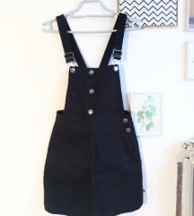 H&M haljina s tregerima (XS)