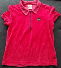 Lacoste Pink plišana majica M
