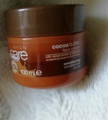 Krema za lice s kakao maslacem 100ml