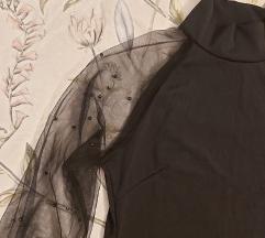 Crna haljina / bluza %