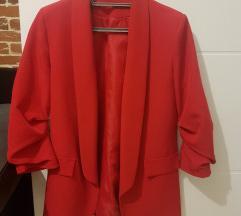 Dona crveni sako