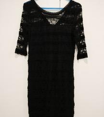 Reserved nova čipkasta haljina