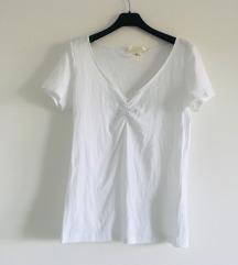 H&m bijela majica vel M