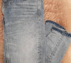 ZARA traperice mid waist