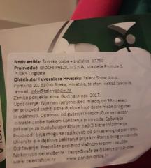 Školski ruksak Violetta + slušalice - NOVO
