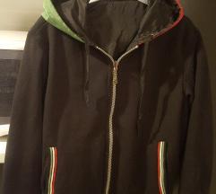 Sportska jakna s dva lica L