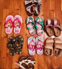 Sandale, japanke 26-30