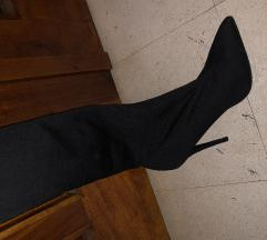 Crne čizme (popust %%)