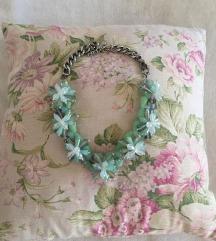 Zara original raskošna ogrlica