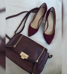 Cherry štikle i torbica