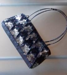 Party torbica na šljokice