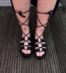Asos sandale (gladijatorke) 🖤 SNIŽENO 🖤