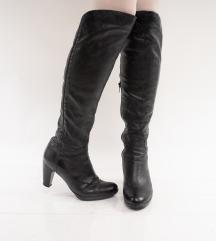 Crne visoke čizme