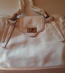 Bijela torba od skaja