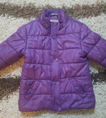 Zimska jakna za cure 98/104