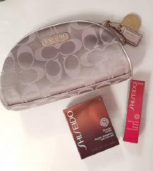 Shiseido lot, NOVO
