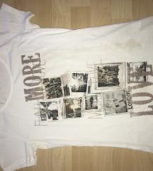 Ženska bijela Deha majica