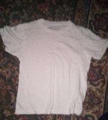 Bijela majica kratki rukav vel.128