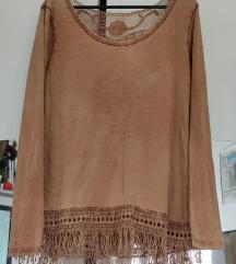 Hippie indie ljetna majica
