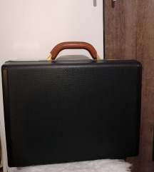 Samsonite crni kofer