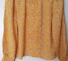 Zara cvjetna bluza